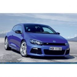 Body kit VW SCIROCCO look R 08-14