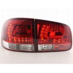 Taillight LED VW TOUAREG 02-10 red