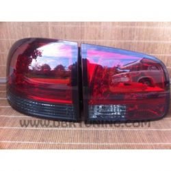 Taillight LED TOUAREG 02-10 red smoke