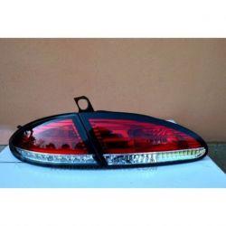 Fanali LED SEAT IBIZA 1P 05-09 rosso-chiaro