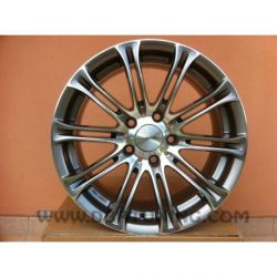 Cerchi in lega AC-MB1 BMW Anthracite Polished 18