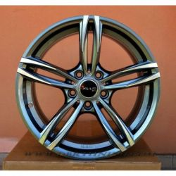 Cerchi in lega AC-MB3 BMW Anthracite Polish da 18