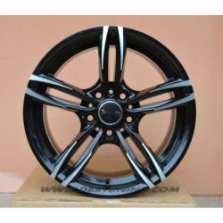 Cerchi in lega AC-MB3 BMW Black Polish da 18