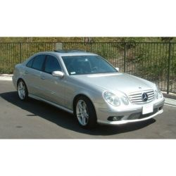 Body Kit AMG Mercedes W211 02-06