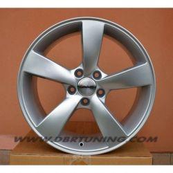 Alloy wheel Avus AF10 Hyper Silver 17