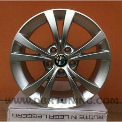 Cerchi Oiginali ALFA F650 Silver da 16