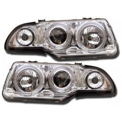 Coppia fari Angel Eyes Opel  Astra (F) 91-94