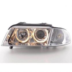Headligts Angel Eyes Audi A4 B5 99-01
