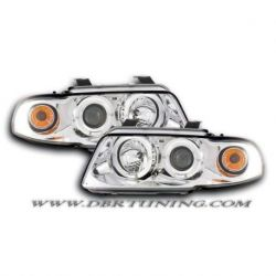 Gruppi ottici Angel Eyes Audi A4 (B5) 95-99