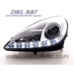 Coppia fari DRL MERCEDES SLK R171 04-11 + motore