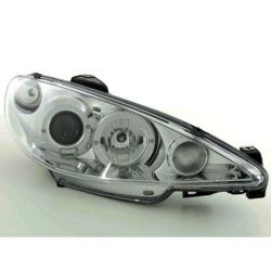 Coppia fari Angel Eyes Led 206 98-06