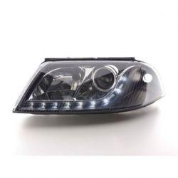 Coppia fari Daylight LED PASSAT 00-05 neri