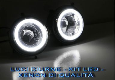 LUCI DIURNE - KIT LED - XENON
