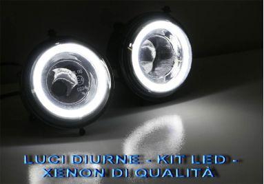 Luces diurnas - kit leds - xenon